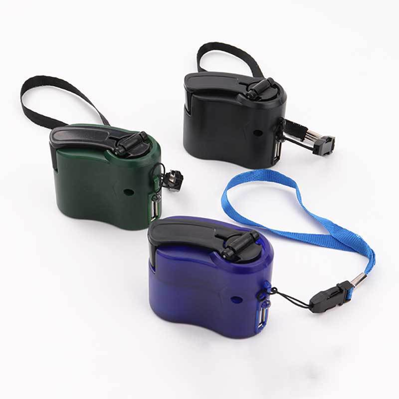 Hand Crank Generator Charger Emergency USB Charger