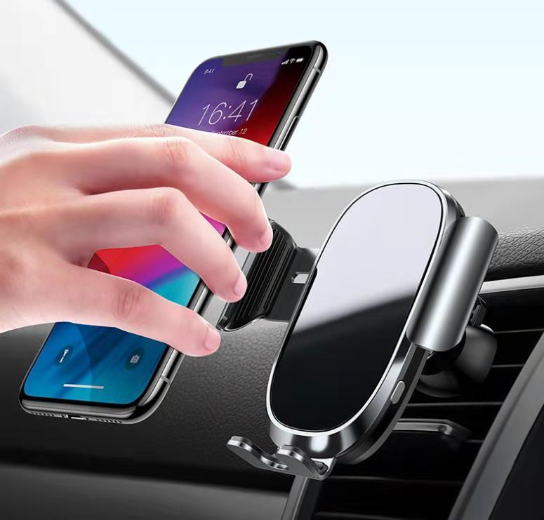 Automatic Induction Car Charging Holder Fast Wireless Phone Holder
