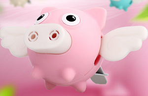 Flying Pig Shape Perfume Air Diffuser