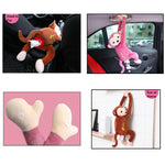 2019 Cartoon Tissue Box Monkey Animals styles Tissue Box holder for Car Home Office Creative