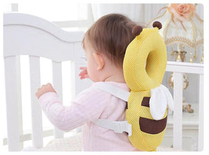 Baby anti-fall back pillow toddler head protection pad
