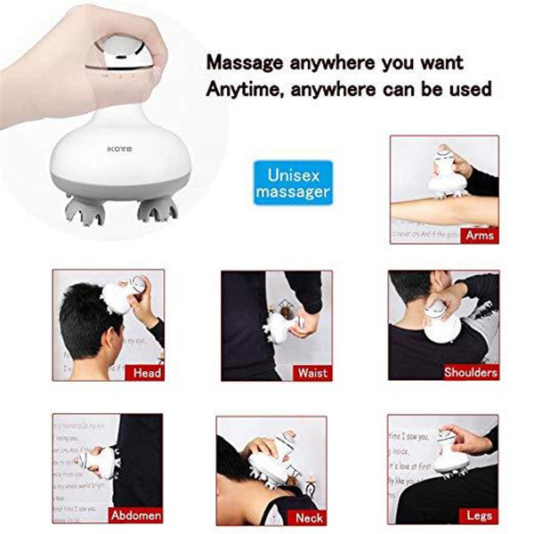(HOT SALE!!!)scalpmassager