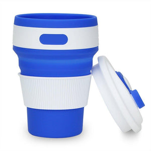 DOCAM Collapsible Silicone Cup Leak-proof Pocket Cups