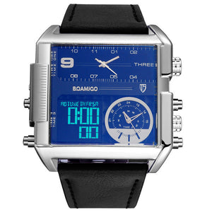 BOAMIGO Brand Sports Watches