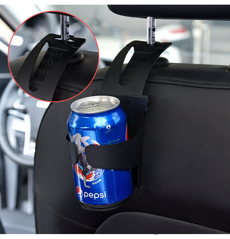 (Today Big Sale)Car Door Drink Holder