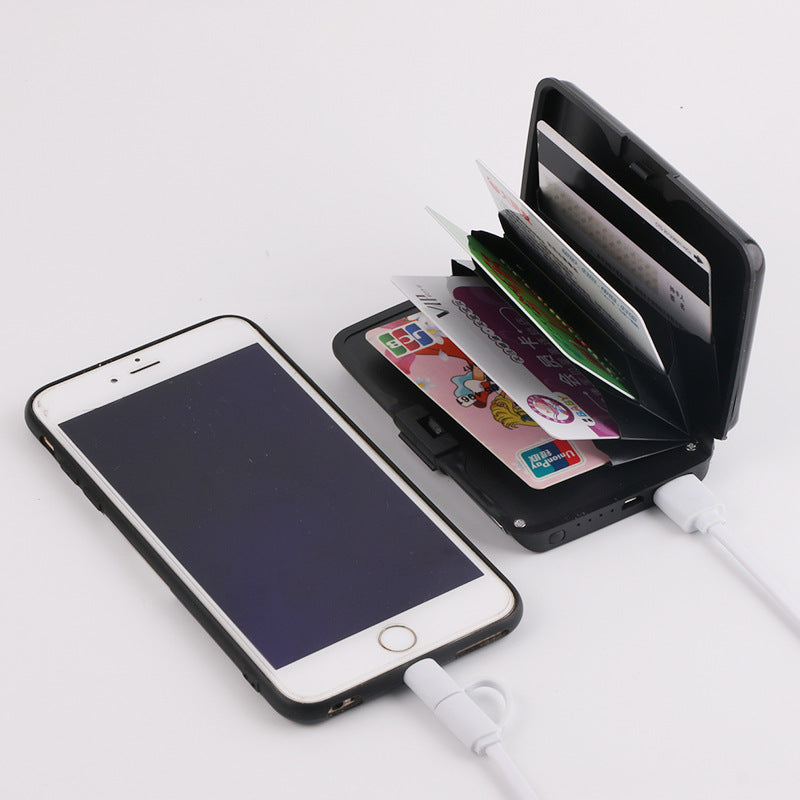 2019 New Mobile Power Charging Card Package