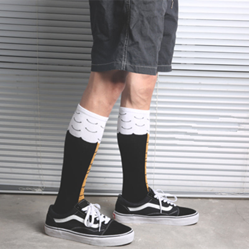(Last Day 20%OFF)Fashion Creative Chicken Toe Socks 3D Print Socks
