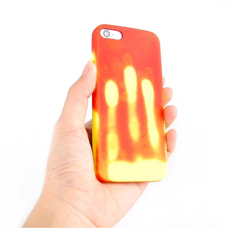 Heat Sensitive Phone Case