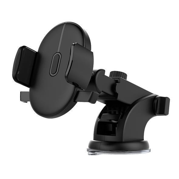 (Buy 2 free shipping )Hot!!!AUTOMATICALLY LOCKING WINDSHIELD PHONE HOLDER, UNIVERSAL FIT