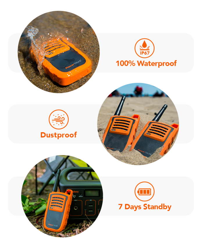 (30% OFF)The Advanced Outdoor Off-Network Comms Device
