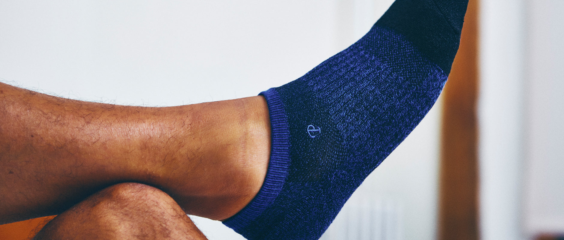 PAPER PROJECT mens ankle socks