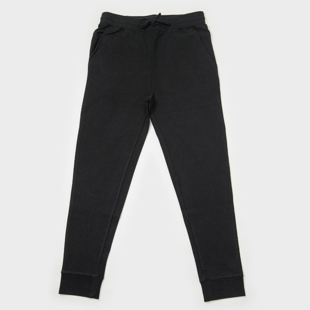All Day Clean Sweats Set - Black