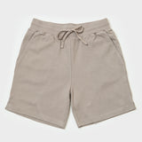 All Day Clean Sweatshort - Greige