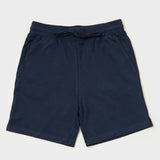 All Day Clean Sweatshort - Indigo Navy