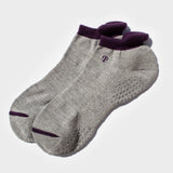Performance Ankle Sock - Grey