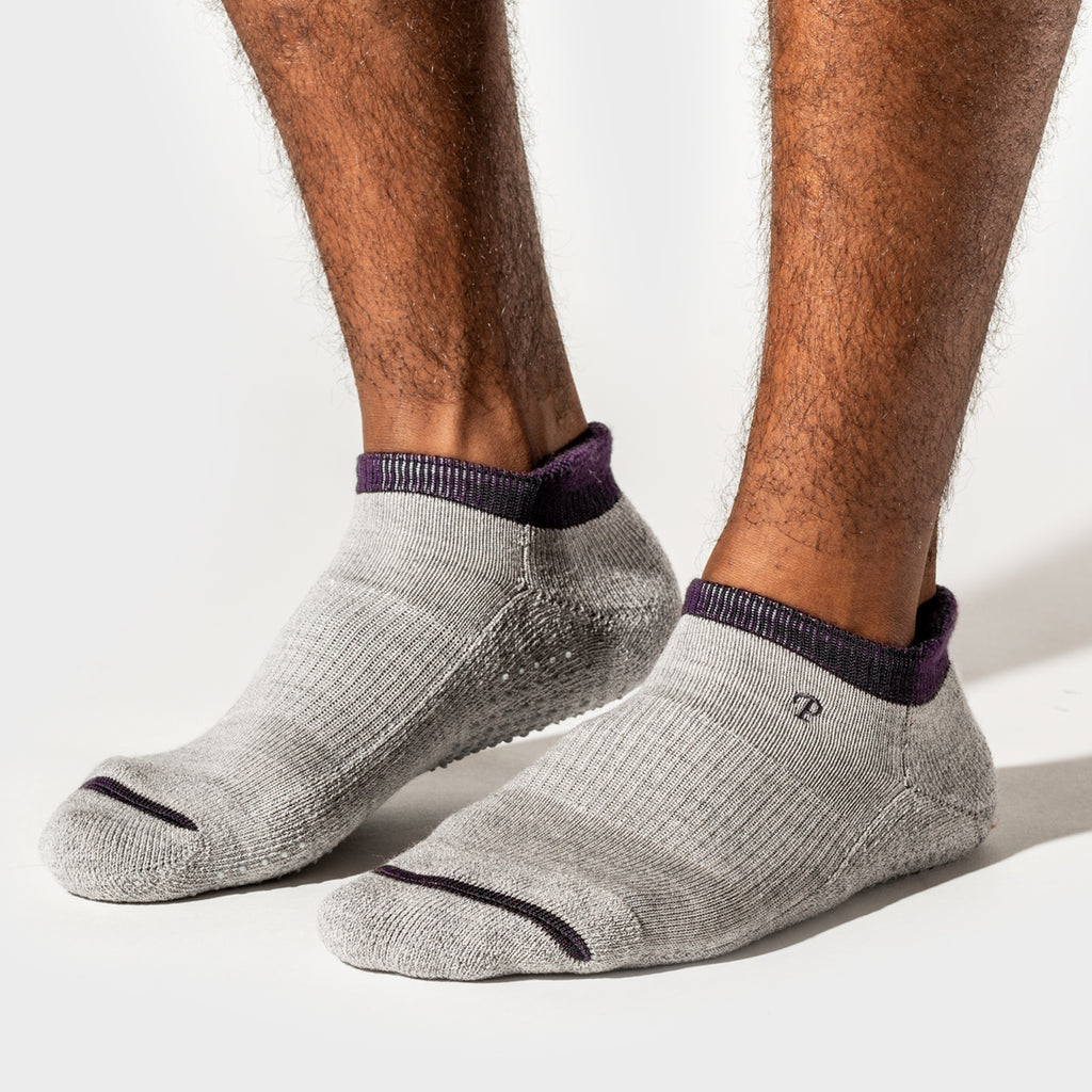 Performance Ankle Sock - Navy