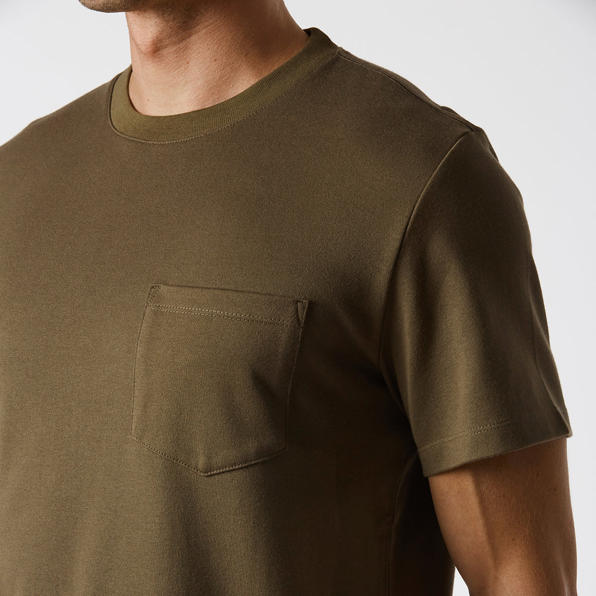 PAPER PROJECT 4880 paper pocket tee