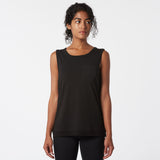 Mint Tech Tank - Black