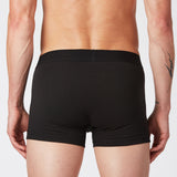 Mint Extract Boxer Brief - Black