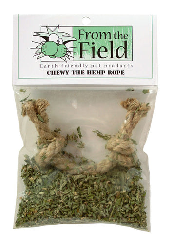 Chewy the Hemp Rope