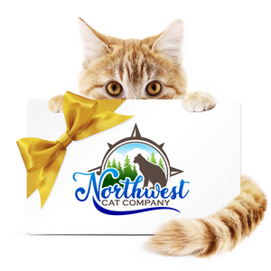 Northwest Cat Company Gift Card