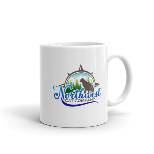 Northwest Cat Mug