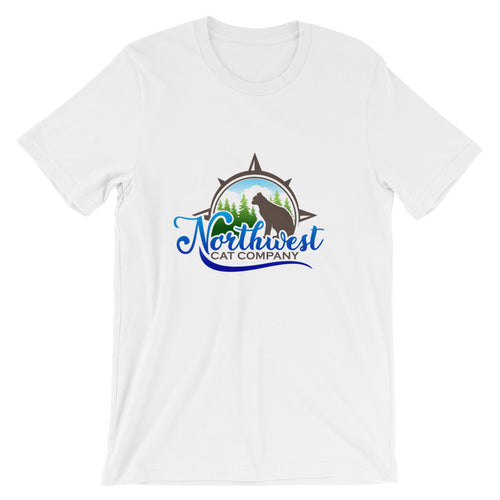 Northwest Cat Company Logo T-Shirt - Unisex