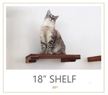 "Load image into Gallery viewer, Cat Mod 18"" Shelf"
