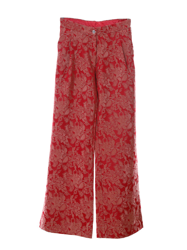 P2 | BOXXY PANTS: RED