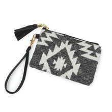 Load image into Gallery viewer, Aztec Wristlet