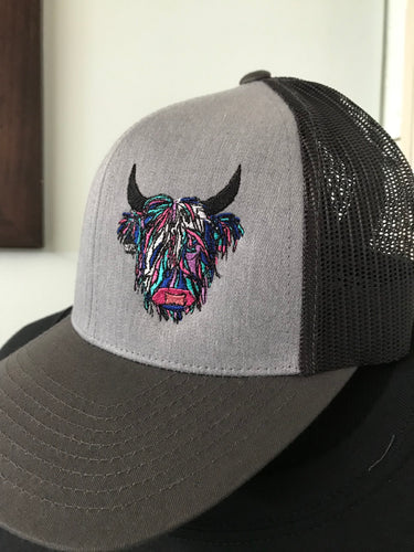Rainbow Heifer Gang Hat