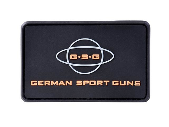 German Sport Guns Rubber Patch