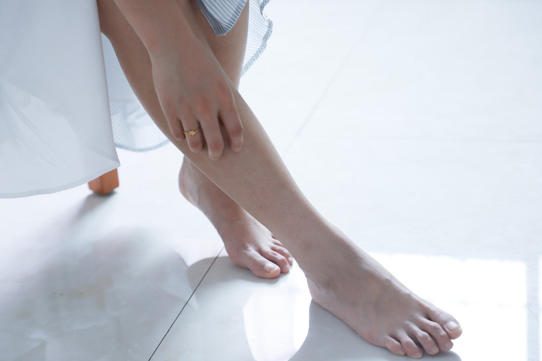 Rolled Ankle Treatment