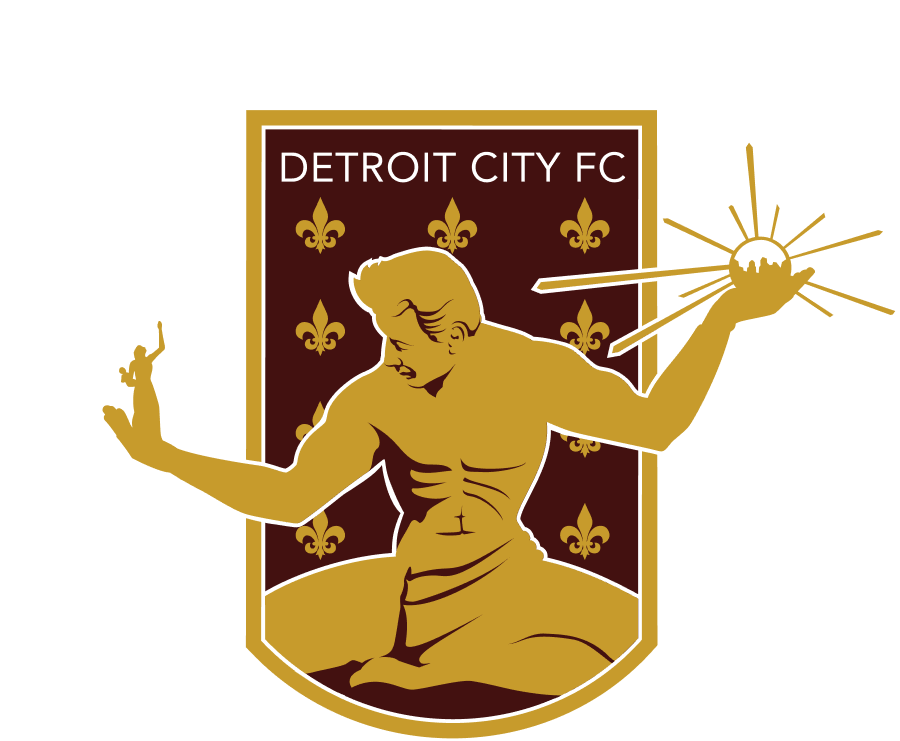 DetroitCityFC Badge
