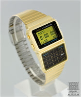 Casio Gold Calculator watch DBC-611