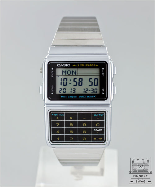 Casio Calculator Watch DBC-611