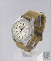 Seiko Automatic Field Watch Cream SNZG07J1 (JDM)