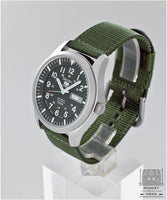 Seiko Automatic Field Watch Green SNZG09J1  (JDM)