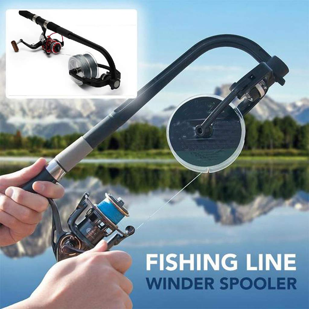 Spool King Fishing Line Spooler