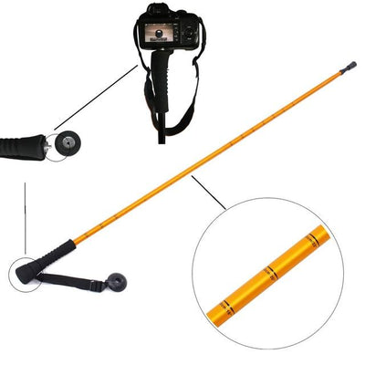 Python Ridge Collapsible Fly Fishing Wading Staff - Python Ridge™ Outfitters