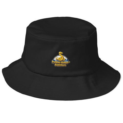 Python Mascot Vintage Bucket Hat - Python Ridge™ Outfitters