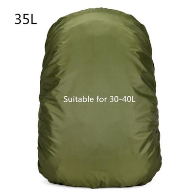 Python Ridge 20-80L Backpack Rain Cover - Python Ridge™ Outfitters