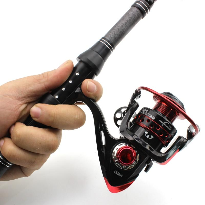 CARBONROD Carbon Fiber Telescopic Fishing Rod & Reel Combo - Python Ridge