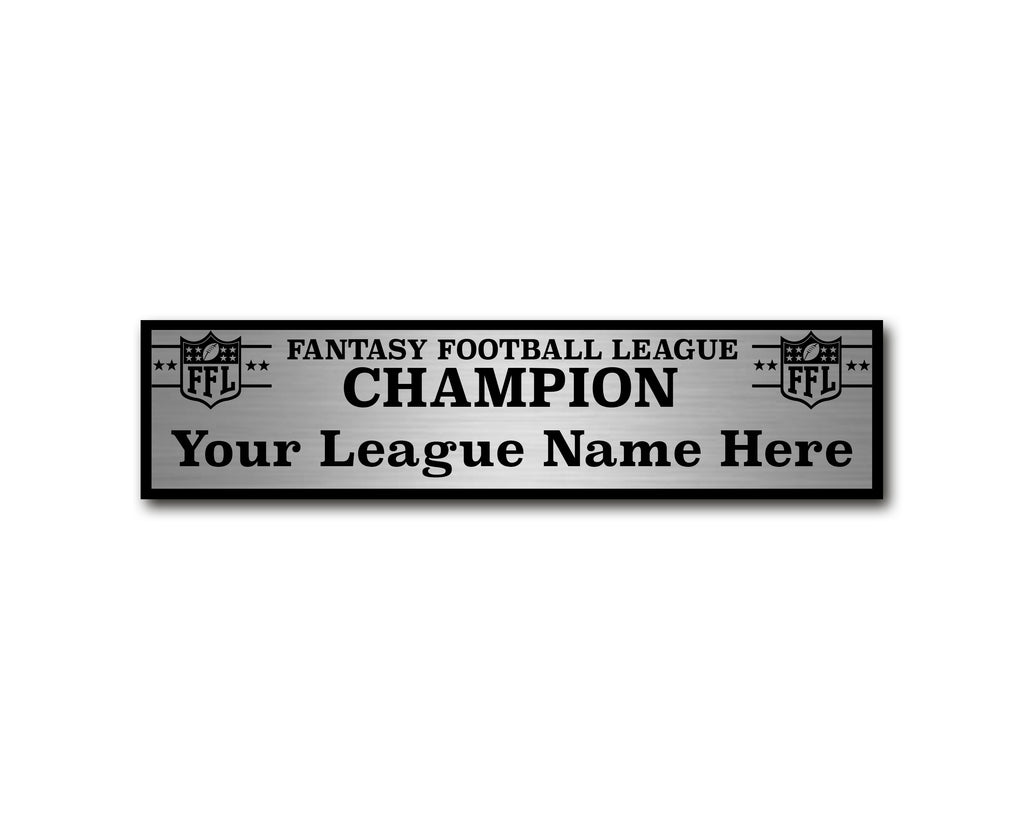 Perpetual League Plate - Champion
