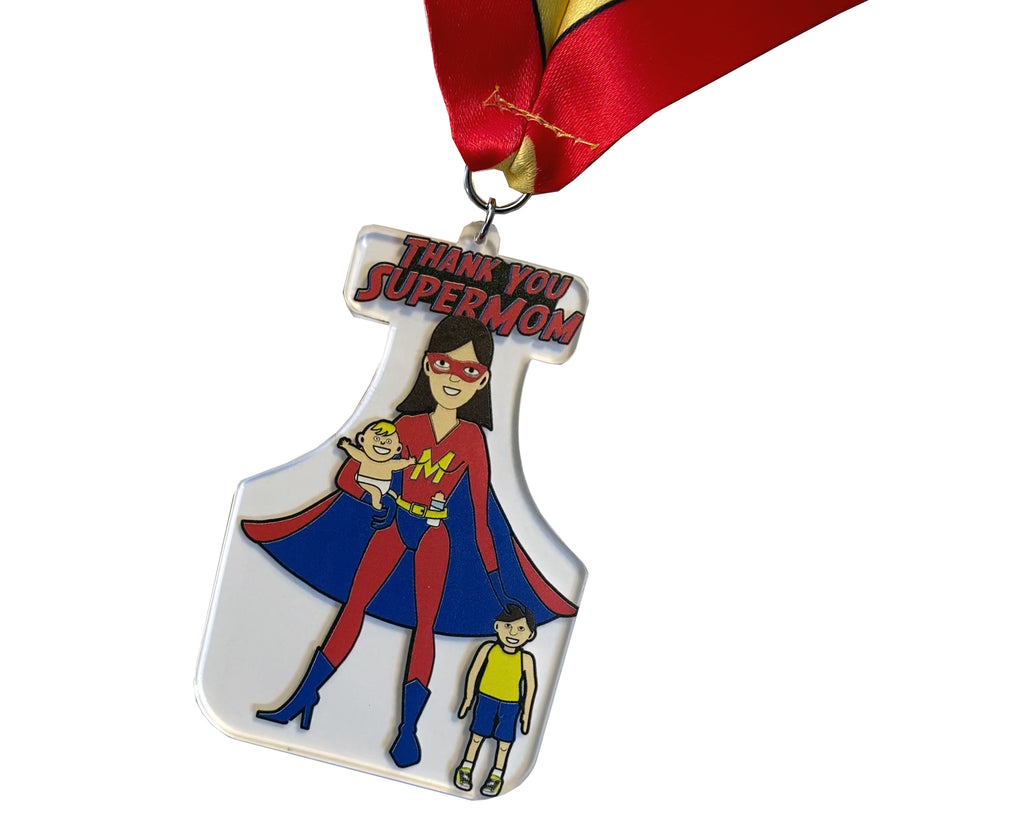 Super Mom - Limited Time Mother's Day Medal