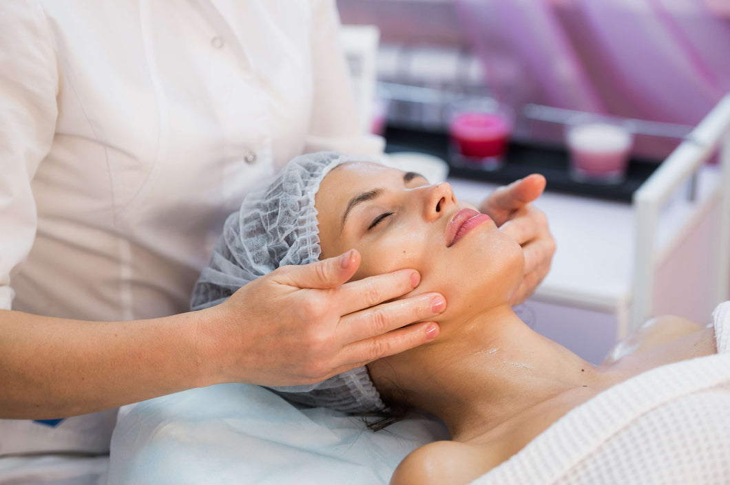 The Pumpkin Enzyme Facial