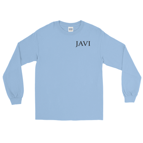 Javi Flag LS T-Shirt