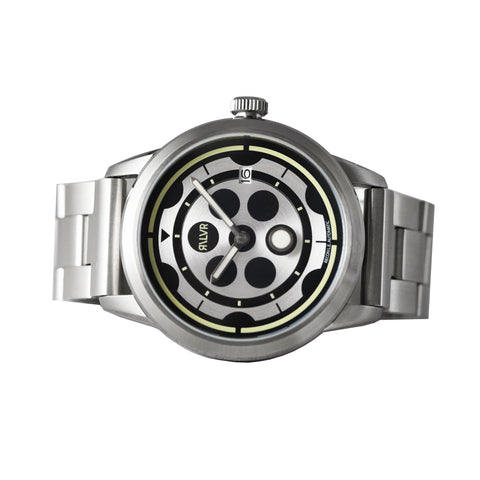 RVLVR R88 (Silver) Automatic 40.5mm- ONLY 88 MADE!
