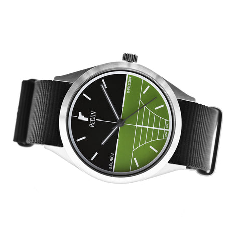 RECON Sniper QG Quartz- 42mm with Nato Strap