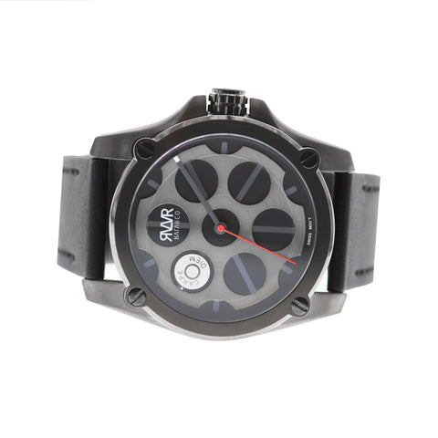 RVLVR Q1-B.2 (BLACK) Quartz-45mm